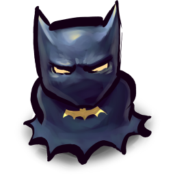 Comics Batman icon