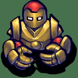 Comics Golrediron icon