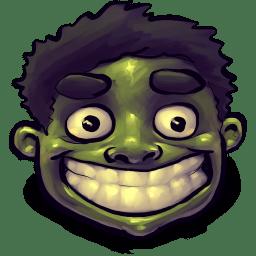 Comics Hulk Happy icon