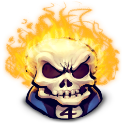 Comics Johnny Blaze icon