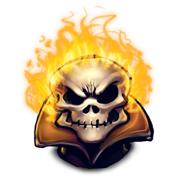 Comics Jonny Blaze 2 icon