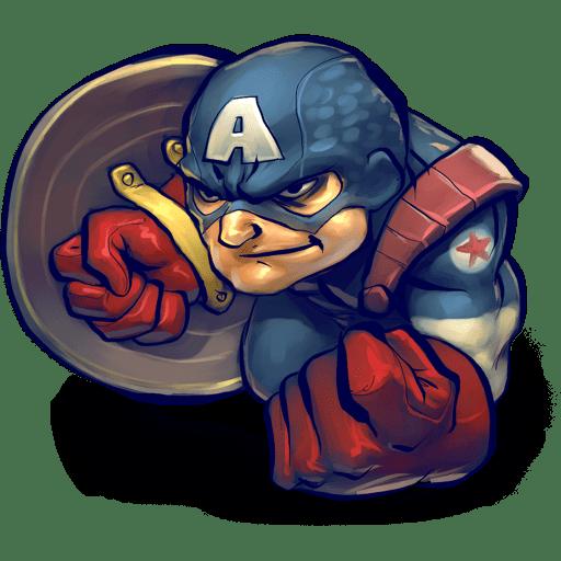 Comics-Captain-America icon