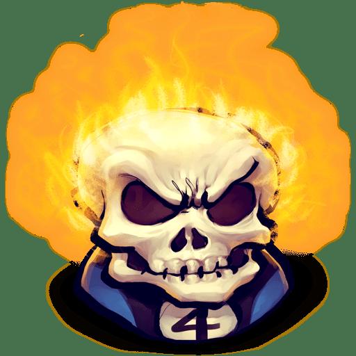 Comics-Johnny-Blaze icon