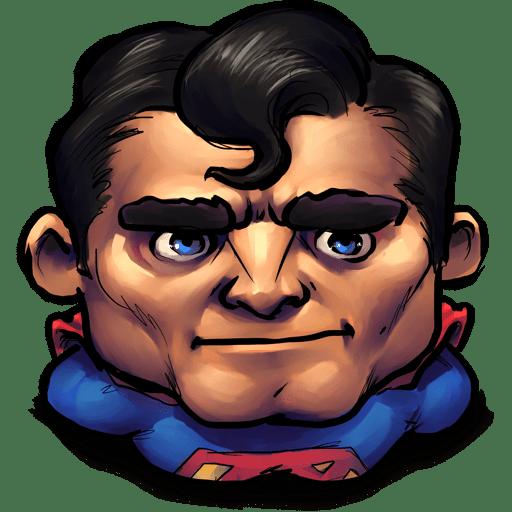 Comics-Older-Superman icon