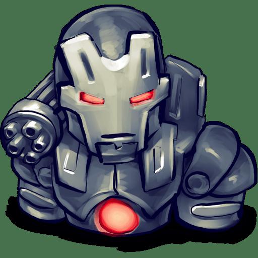 Comics-War-Machine icon