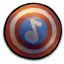 Comics-Captain-America-Shield-2 icon
