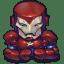 Comics Ironman Patriot icon