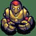Comics-Golrediron icon