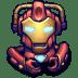 Comics-Hero-Red icon