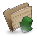Folder Downloadsplg icon