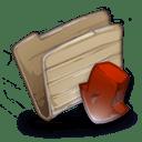 Folder Downloadsplr icon