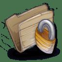 Folder-Locked-Folder icon