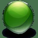 Mics Pointless Green Sphere icon
