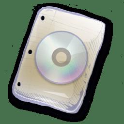 Filetype Cd icon