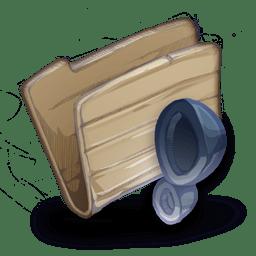 Folder Diagnostic Folder icon