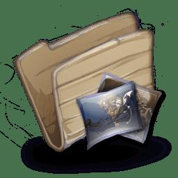 Folder Pictures Folder icon