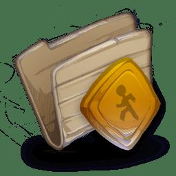 Folder Public Folder icon
