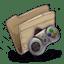 Folder-Games-Folder icon