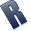 Letter-R icon