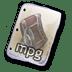 Filetype-mpg-2 icon