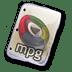 Filetype-mpg icon