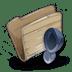 Folder-Diagnostic-Folder icon