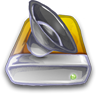 Device-Music-Drive icon