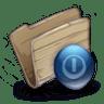 Folder-Startup icon