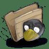 Folder-Tux-Folder icon
