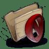 Folder-Unavailable-Folder icon