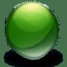 Mics-Pointless-Green-Sphere icon