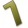 Number-7 icon