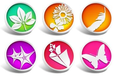 Adobe Round Icons Icons