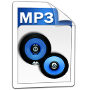 Audio MP3 icon