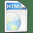 Oficina HTML icon