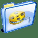 Movies folder icon