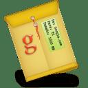 Gmail Sobre G icon
