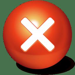 Cute Ball Stop icon