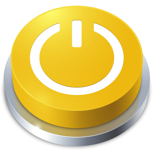 Perspective-Button-Standby icon