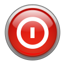 Aqua Shutdown icon