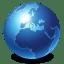 Internet-Blue icon