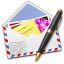 AirMail Stamp Photo Pen icon