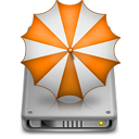 Backup Disk icon