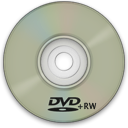 DVD plus RW alt icon