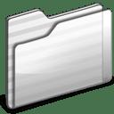 Generic Folder white icon