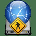 Public iDisk icon