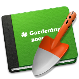 Gardening Book icon