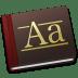Font-Book icon