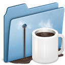 Blue Coffee alt icon