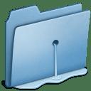 Blue Water leak icon